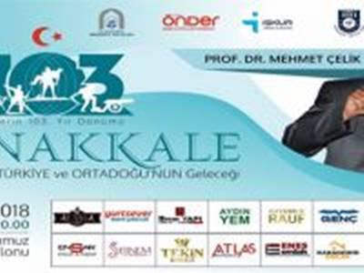 Yeni Türkiye ve Ortadoğu'nun Geleceği Konulu Konferansı