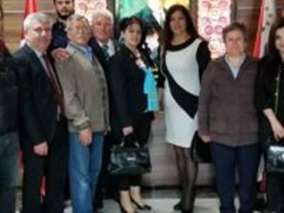 İyi Parti Karaman İl Teşkilatından Polis Haftası Zİyareti