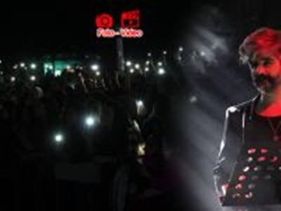 Manuş Baba Karaman'da Sahne Aldı