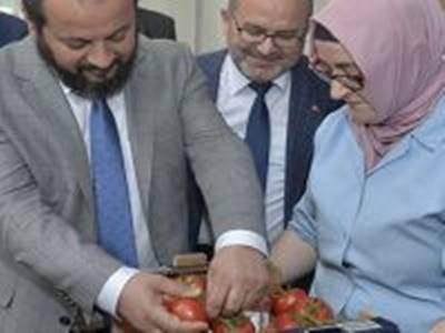 Rektör Akgül ve Yönetim Kurulu Konya'da İncelemelerde Bulundu
