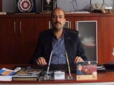 AK Parti Karaman İl Başkanı Mehmet Er Miraç Kandili Mesajı