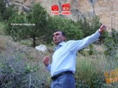 Ermenek'te Düşen Kaya Parçaları Korkutuyor