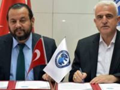 KMÜ ile Mesleki Eğitim Faaliyetlerine Yönelik İşbirliği Protokolü İmzalandı
