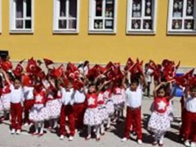Öğrenciler Yıl sonu Etkinlikleriyle Doyasıya Eğlendiler