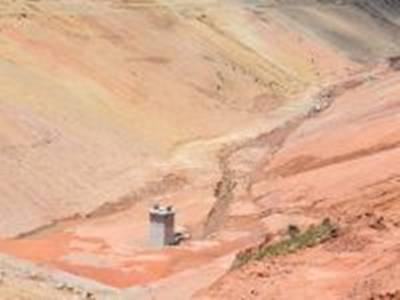 Sarıvelilerde Baraj ve Sulama İnşaatı Devam Ediyor