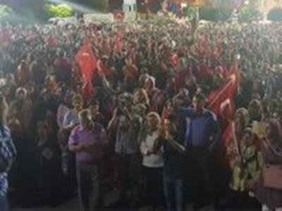 Konuk: 15 Temmuz Demokrasinin Zaferi, Güçlü Türkiye Şehitlerin Eseri