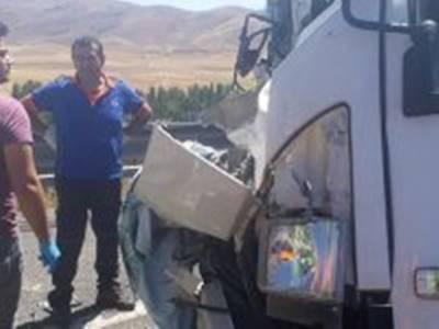 Niğde'de trafik kazası: 1 çocuk öldü, 1 yaralı