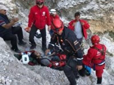 Kayseri'de Nefes Kesen Kurtarma Operasyonu