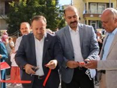 Zeyve Sultan Cami Kur'an Kursu Dualarla Açıldı