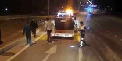 Otomobil İle Bisiklet Çarpıştı: 1 Ölü