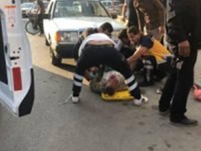 Bisikletli Yaşlı Adam, Dolmuş Şoförü Tarafından Darp Edildi