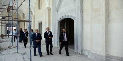 Karamanoğlu Mehmetbey Camii Vatandaşlarımızın Yardım ve Desteğini Bekliyor