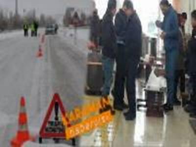 Yolcular Karaman Otogarı'nda Kaldılar