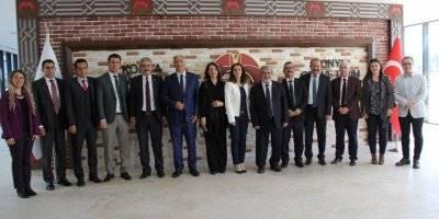 KGTÜ'De Divle Obruğu Tulum Peyniri İçin Toplantı Düzenlendi