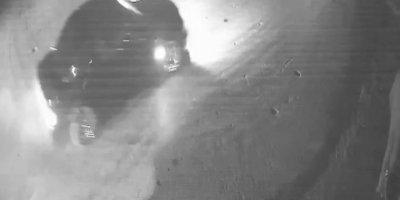 Karaman'da Caddelerde Drift Yapan Sürücü Kameralara Yansıdı