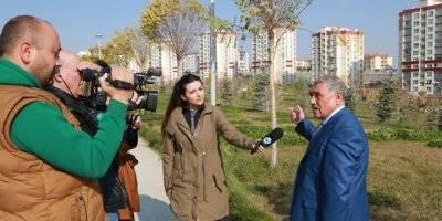 Niğde Belediye Başkanı Rifat Özkan, Çalışmalarını Anlattı