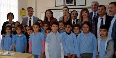 Başkan Pamuk, Çocuklarla Buluştu