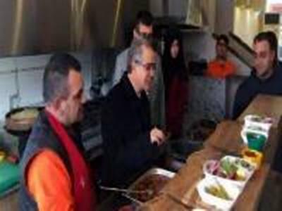 Vali Süleyman Tapsız'dan Esnaf Ziyaretleri