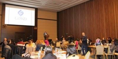 Karaman'da iş hukuku semineri düzenlendi