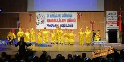 KMÜ, Engelliler Günü Etkinliklerine Ev Sahipliği Yaptı