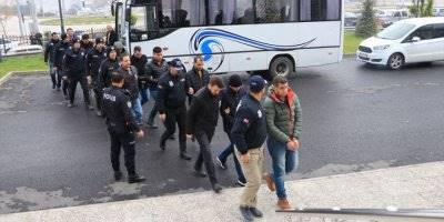 Karaman'daki FETÖ'nün 'Askeri Mahrem Yapılanmasına' Operasyon