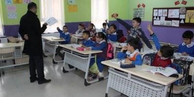 Karaman Başyayla İlçesinin Kaymakamından Çocukları Ziyaret