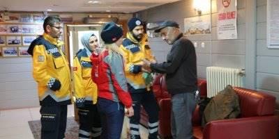 Niğde'de Konyalı Dağcının Kar Nedeniyle Arama Çalışmalarına Ara verildi