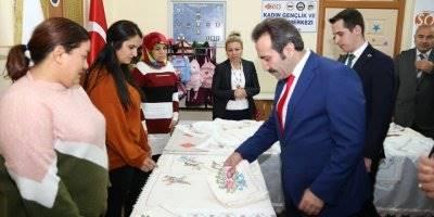 Aksaray Valisi Ali Mantı'dan İlçelere Ziyaret