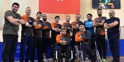 Karamanlı Sporcular Oturarak Türkiye Üçüncüsü Oldular