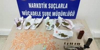 Konya'da Torbacılara Şafak Operasyonu