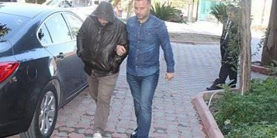 Hırsızlık Suçuyla Yakalanan Zanlıyı Çocukları Kurtardı