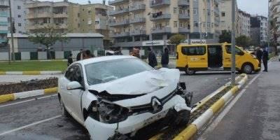 Antalya'da  Zincirleme Trafik Kazası: 5 Yaralı