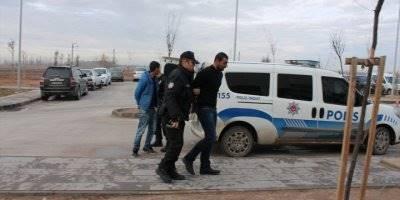 Aksaray'da Hırsızlık Zanlısı Tutuklandı