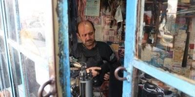 Ramazan Usta'nın Karaman'da 3 Metrekarelik Büyük Dünyası
