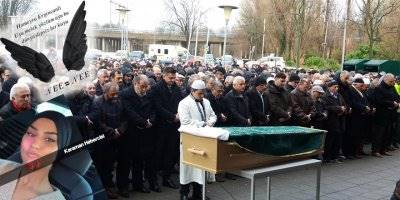 Hollanda'da Öldürülen Hümeyra Karaman'da Defnedilecek