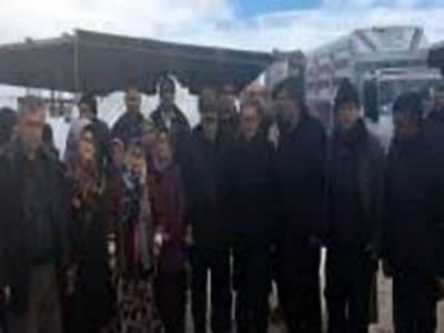 Karaman'da Genç Çiftçi Hibe Projesi Uygulamaları