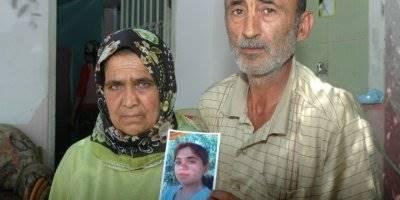 Mersin'de Aile Faciası