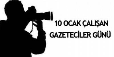 Siyasilerden 10 Ocak Çalışan Gazeteciler Günü Mesajı