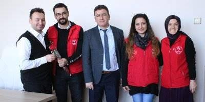 Gençlik Merkezi 10 Ocak Çalışan Gazeteciler Günü'nü Kutladı
