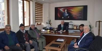 Karaman İl Genel Meclisi Adem Kapar Haftaya Yoğun Başladı