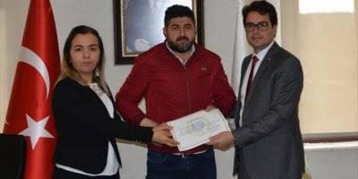 Karaman'da Galericiler Sertifika Aldı