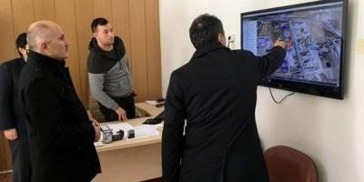 Karaman Valisi Fahri Meral İl Özel İdaresini Yerinden İnceledi