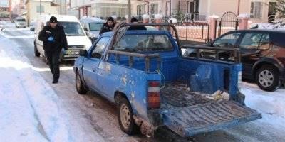 Karaman'da Güpegündüz Silahlı Saldırı