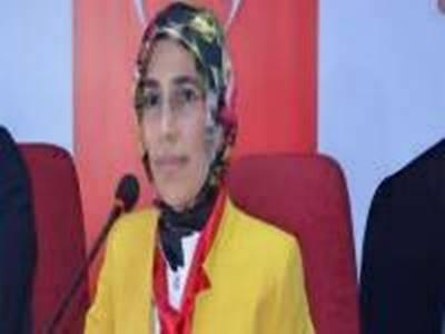 AK Parti Karaman İl Kadın Kolları Başkanı Ümit Gülin Göksoy'un Anneler Günü Mesajı