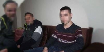 Antalya'da Uyuşturucu Bağımlısı Baba Ve Oğluna Sahte Çip Takıldığı İddiası