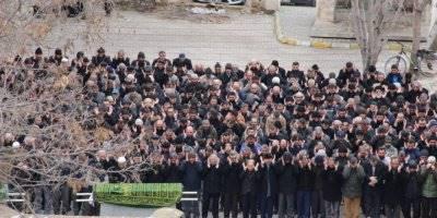 Karaman'da Ceran-Ünver-Cevher ve Yanar Ailelerinin Acı Günü