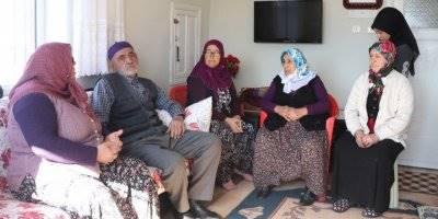 Aksaray'da Muhtar Adayı Mavuş Kadın, Köyün Problemlerini Çözecek