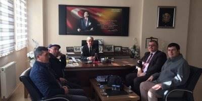 Karaman Tarım Kredi Kooperatifinden İl Genel Meclisi Başkanı Adem Kapar'a Ziyaret
