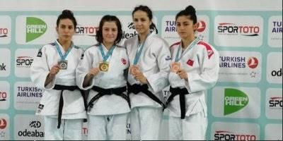 Karaman Judo Takımı Madalya Geleneğini Sürdürüyor!