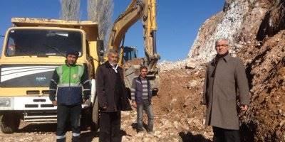 Karaman Dereköy Köyündeki Yol Sorunu Halledildi